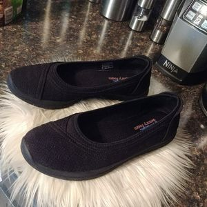Bobs by skechers slip on flats 11